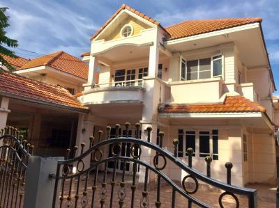 บ้านเดี่ยวสองชั้น 2900000 สระบุรี เมืองสระบุรี ปากเพรียว